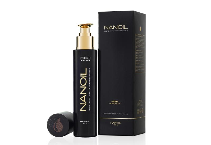 nejlepší vlasový olej Nanoil